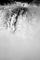 Falls in Black and White