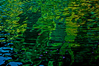 Water Paints in Green